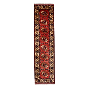 Khyber Collection Oriental Rug, 2'8 x 10'7