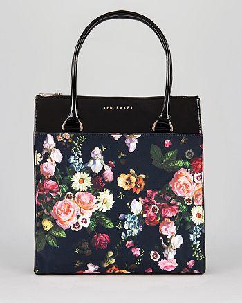 Ted Baker - Koola Floral Shopper Tote