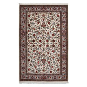 Ghom Collection Persian Rug, 6'6 x 10'3