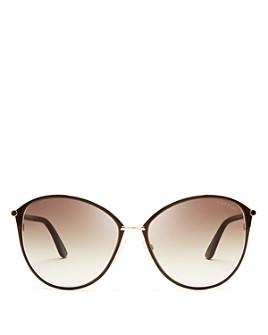 Tom Ford - Women's Penelope Oversized Sunglasses, 59mm