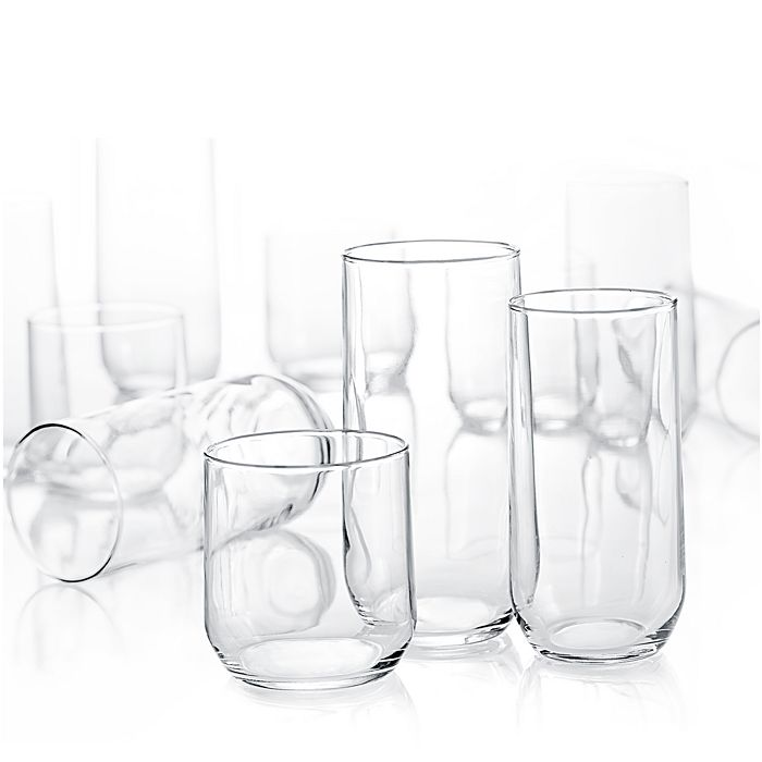 Luminarc - 18-Piece Metro Glassware Set