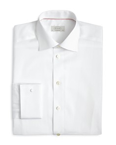 Eton - Solid Dress Shirt - Regular Fit