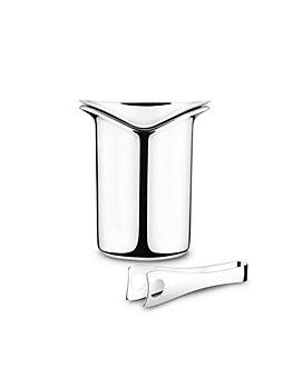 Georg Jensen - Wine Ice Bucket & Tongs