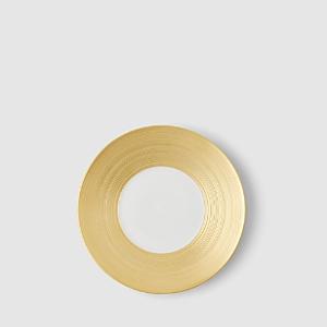 Jl Coquet Hemisphere Bread & Butter Plate, Gold