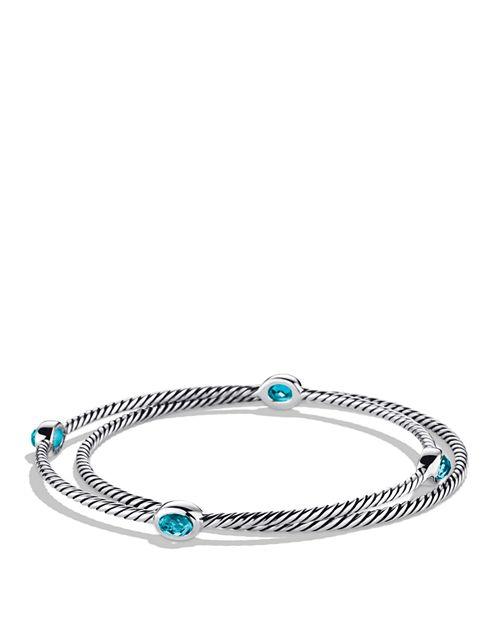 David Yurman - Color Classics Bangles with Gemstones