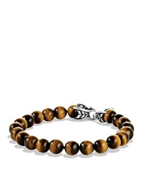 David Yurman - Spiritual Beads Bracelet with Tiger's Eye