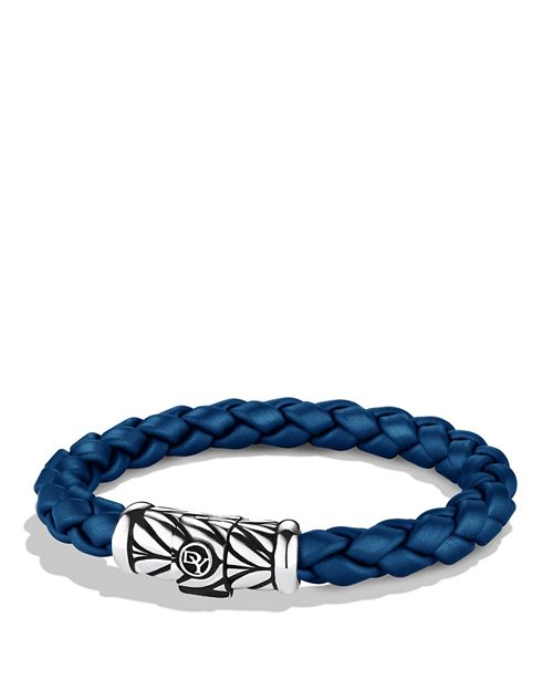 David Yurman - Chevron Bracelet in Blue