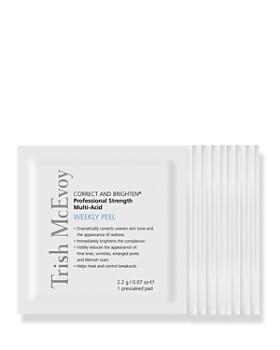 Trish McEvoy - Correct and Brighten® Professional Strength Multi-Acid Weekly Peel
