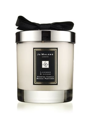 Just Like Sunday Lavender & Lovage Candle/7 Oz., Colorless