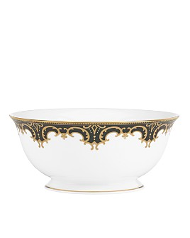 Marchesa by Lenox - Baroque Night Serving Bowl