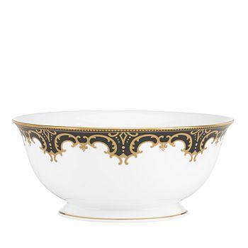 Marchesa by Lenox - Baroque Night Serving Bowl