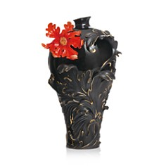 Franz Collection Baroque Red Lily Flower Vase, Large - Bloomingdale's_0