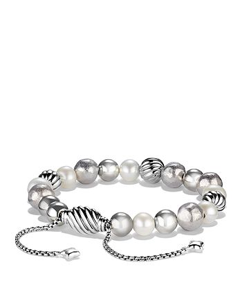 David Yurman - DY Elements Bracelet with Pearls