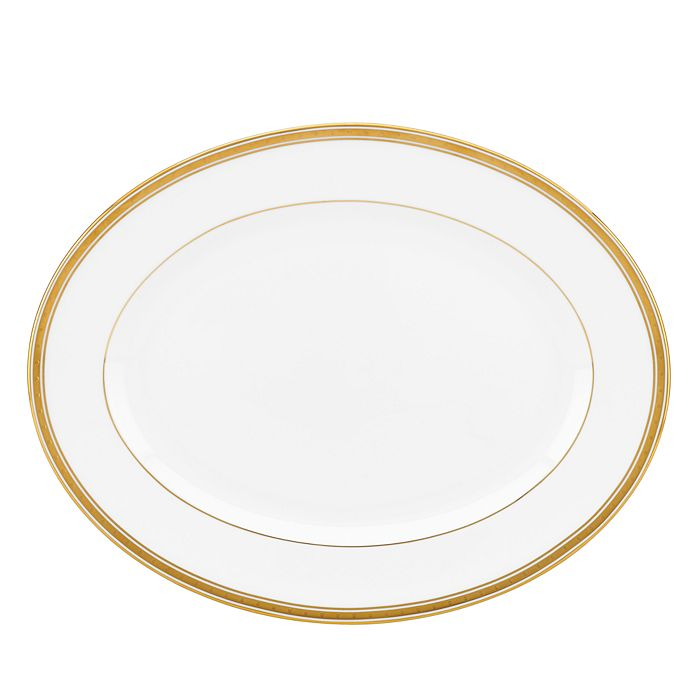 """kate spade new york - Oxford Place 13"""" Oval Platter"""