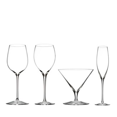 Elegance Champagne Belle Coupe Glass, Pair