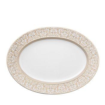 Versace - Medusa Gala Oval Platter