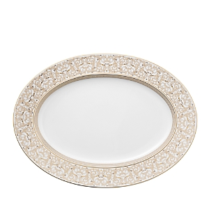 The ancient myth of Medusa inspired this regal gold-detailed collection from Rosenthal Meets Versace.