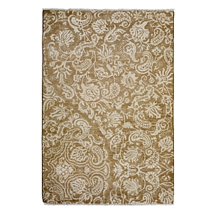 Oushak Collection Oriental Rug, 4' x 6'