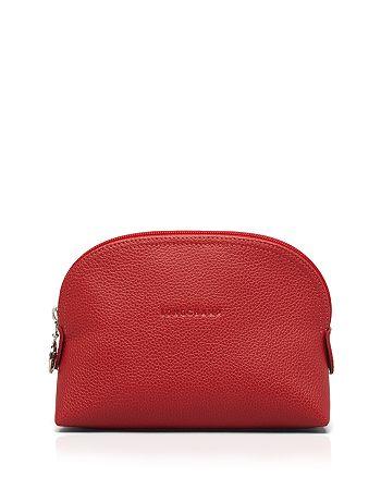 Longchamp - Le Foulonne Dome Cosmetics Case