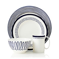 kate spade new york - Charlotte Street 4-Piece Place Setting