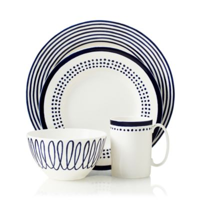 Gentil Kate Spade New York   Charlotte Street Dinnerware
