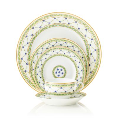 Allee Royale French Rim Soup Plate