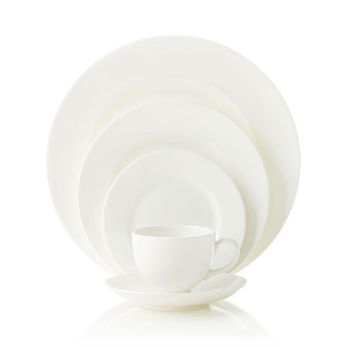 Wedgwood - White Dinnerware