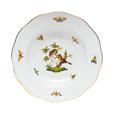 Herend Rothschild Bird Rimmed Soup Bowl, Motif #10 - Bloomingdale's_0