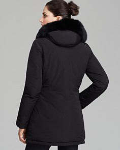 WOOLRICH JOHN RICH & BROS - Luxury Arctic Fur Hood Parka