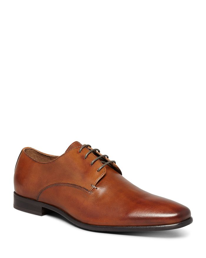 Gordon Rush - Men's Manning Leather Plain Toe Derbys