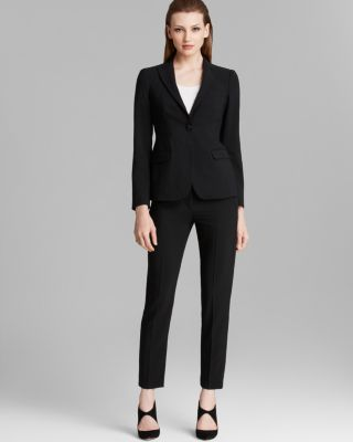 Trouser - Cropped Wool