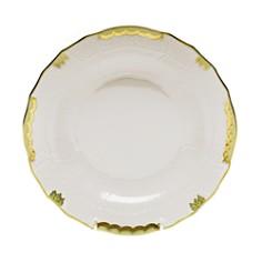 Herend Princess Victoria Green Dessert Plate - Bloomingdale's_0