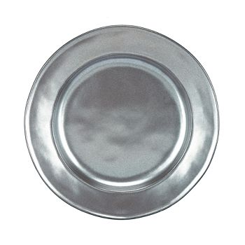 Juliska - Pewter Stoneware Dessert/Salad Plate