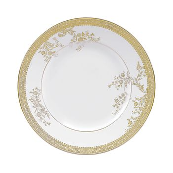 Wedgwood - Vera Lace Gold Salad Plate