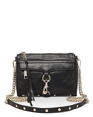 Rebecca Minkoff Mini Mac Leather Crossbody (846632766880 Handbags) photo