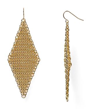 Abs by Allen Schwartz Call of the Wild Mesh Earrings