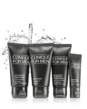 Clinique - For Men Great Skin To Go Kit, Normal to Oily