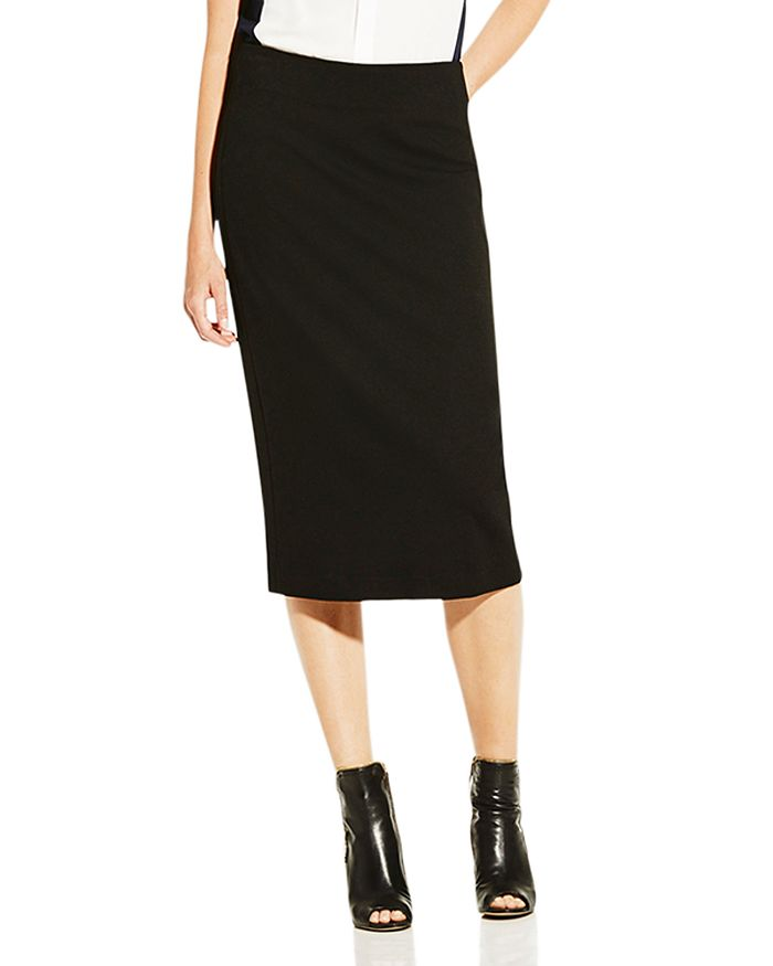 de93a8e305 VINCE CAMUTO Midi Pencil Skirt | Bloomingdale's