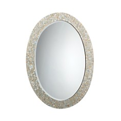 Jamie Young Large Oval Mirror, Mother of Pearl - Bloomingdale's Registry_0