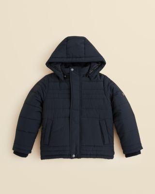 hugo boss baby puffer jacket
