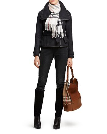 Burberry - Brit Jacket, Jeans & More