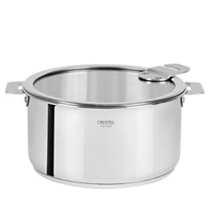 Cristel Casteline Tech 3.5-Quart Saucepan with Lid – Bloomingdale's Exclusive - Bloomingdale's_0