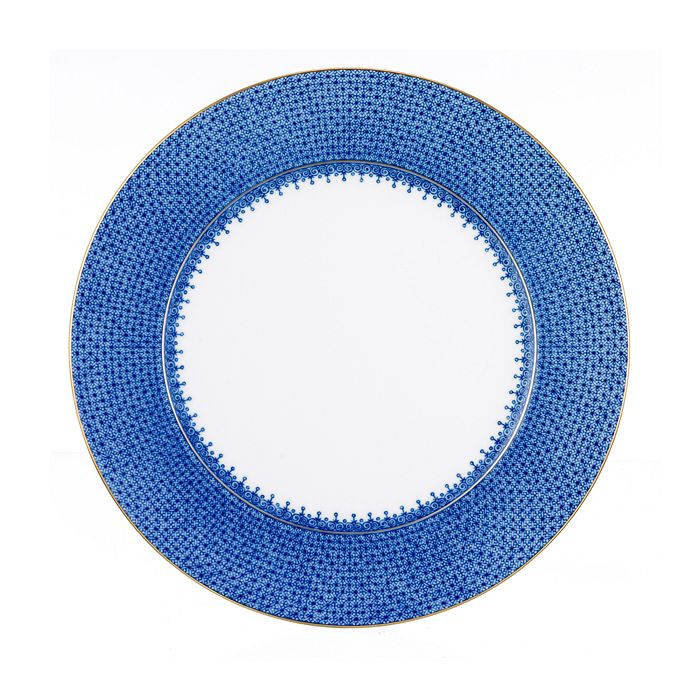 Mottahedeh - Blue Lace Dinner Plate