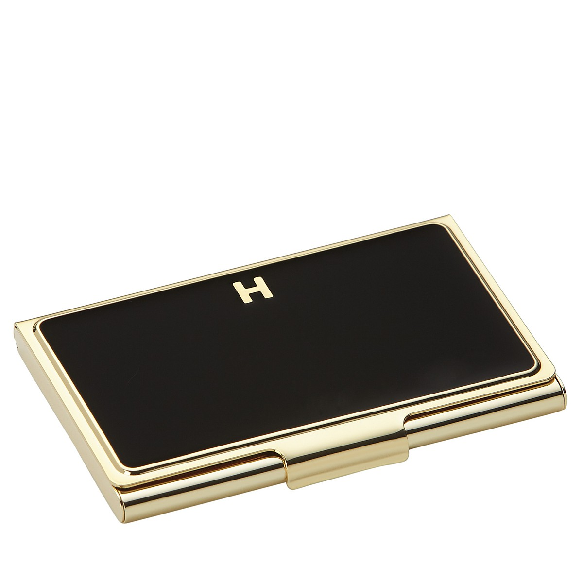 kate spade new york One in a Million Initial Business Card Holder ...