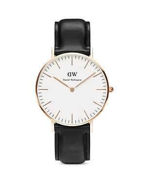daniel wellington daniel wellington classic sheffield watch 36mm