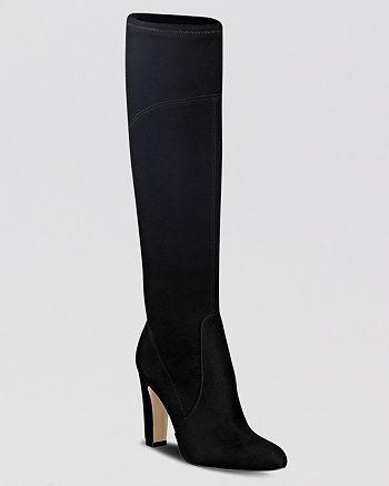 IVANKA TRUMP - Tall Dress Boots - Sennett High-Heel