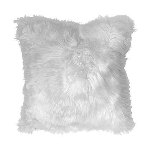 "Mitchell Gold Bob Williams - Alpaca Square Pillow, 20"" x 20"""