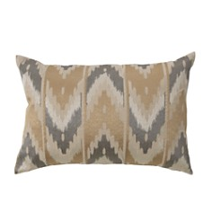 "Mitchell Gold Bob Williams - Temara Embroidered Pillow, 14"" x 20"""