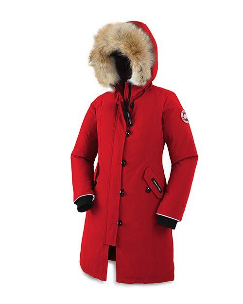 Canada Goose - Girls' Fur-Trimmed Brittania Parka - Big Kid