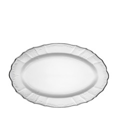 "Anna Weatherley - Antique Oval Platter, 12"""